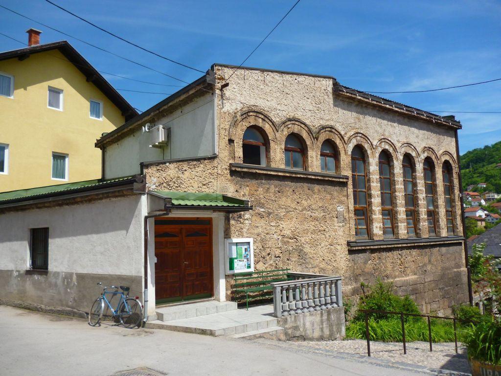 Мечеть у Банялучских ворот. Ещё без минарета. Фото: Елена Арсениевич, CC BY-SA 3.0
