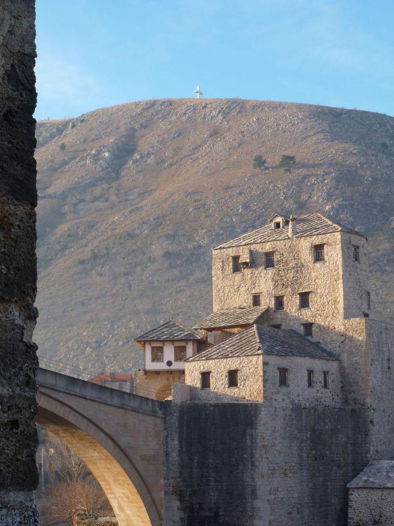 Башня Халебия, восточная сторона. Фото: Елена Арсениевич, CC BY-SA 3.0