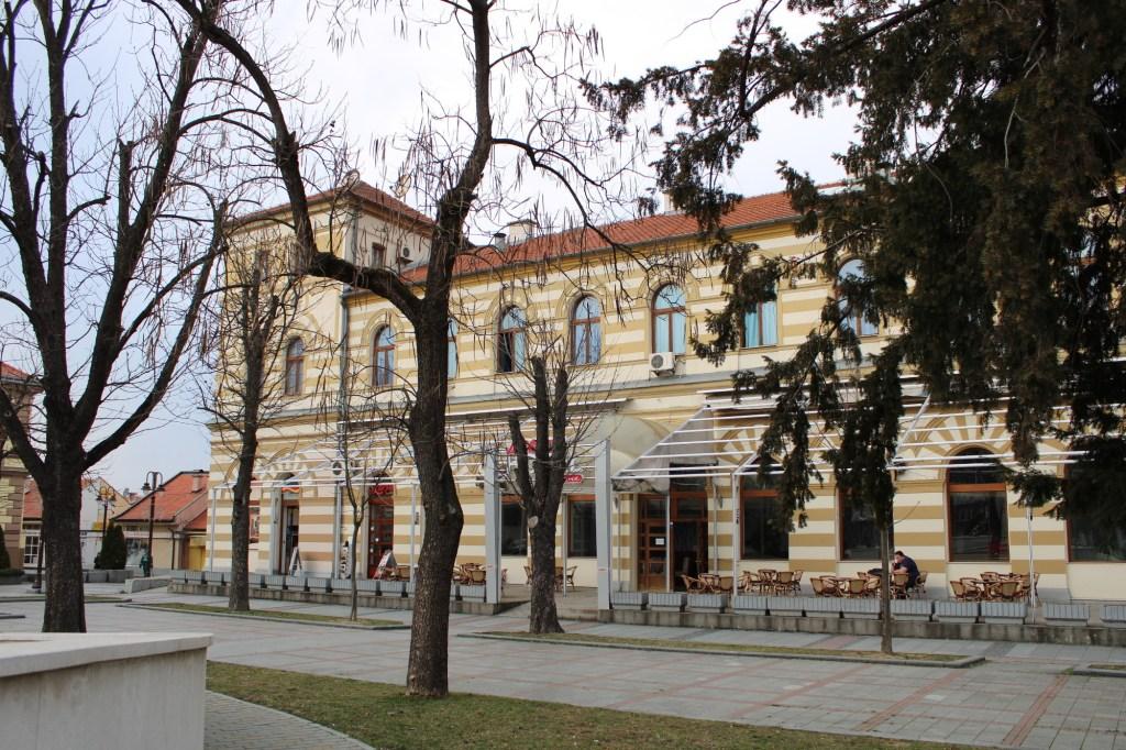 Отель построен в 1891 году. Фото: Елена Арсениевич, CC BY-SA 3.0
