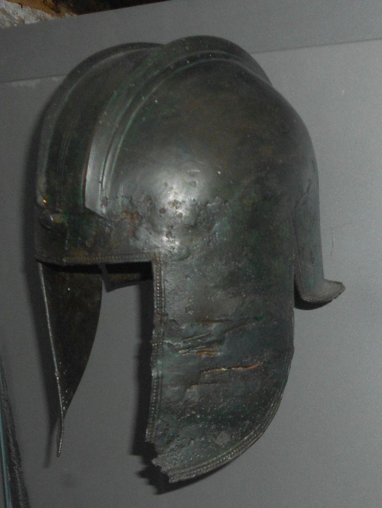 Иллирийский шлем. Фото: Елена Арсениевич, CC BY-SA 3.0
