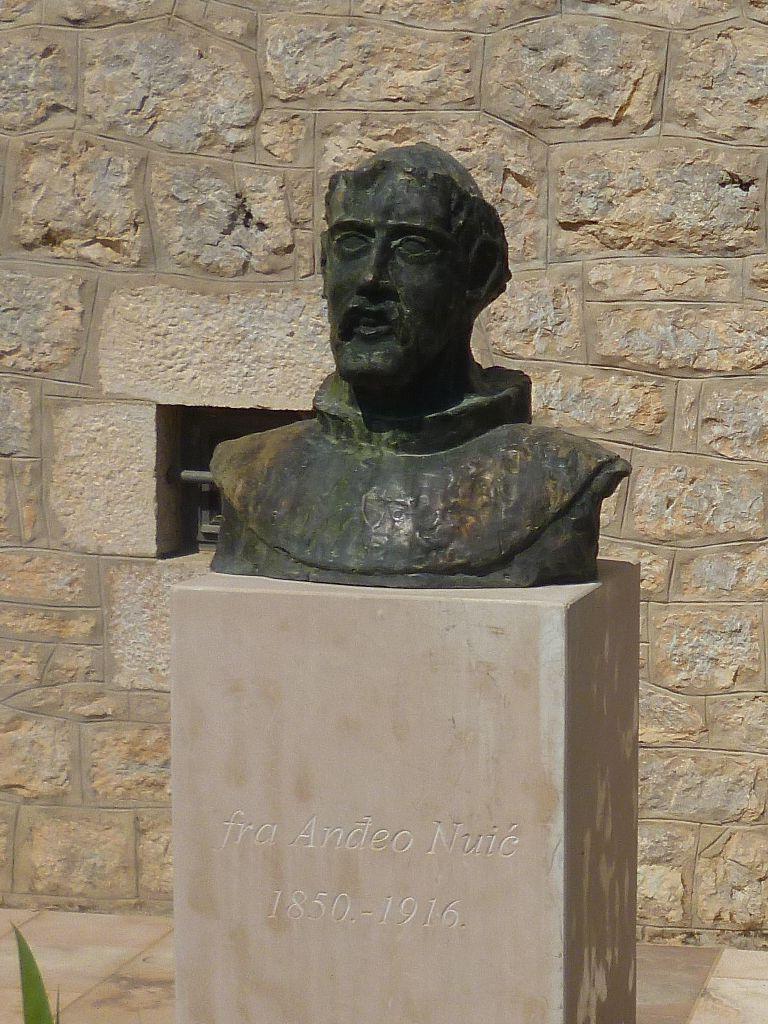 Анджео Нуич, основатель музея. Фото: Елена Арсениевич, CC BY-SA 3.0