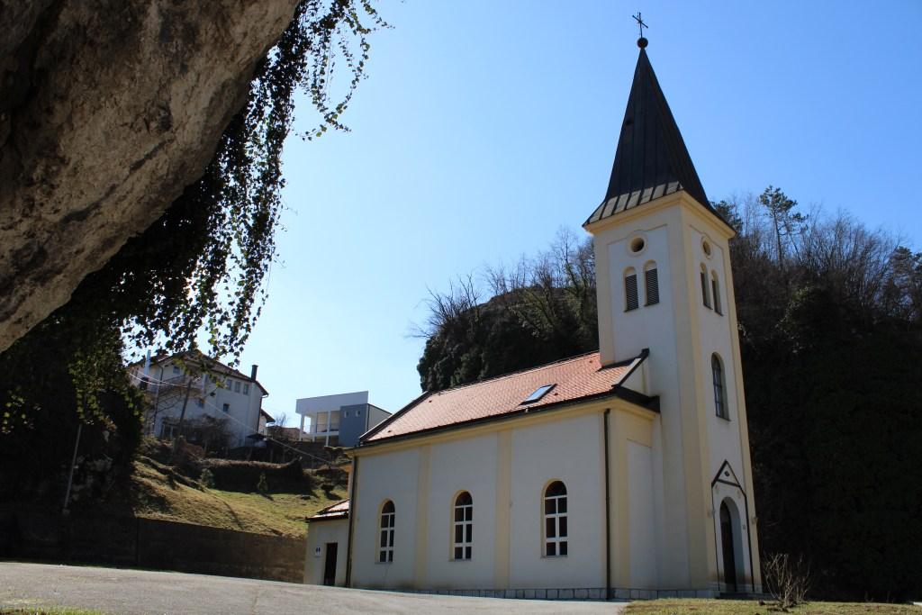 Тешаньская церковь. Фото: Елена Арсениевич, CC BY-SA 3.0
