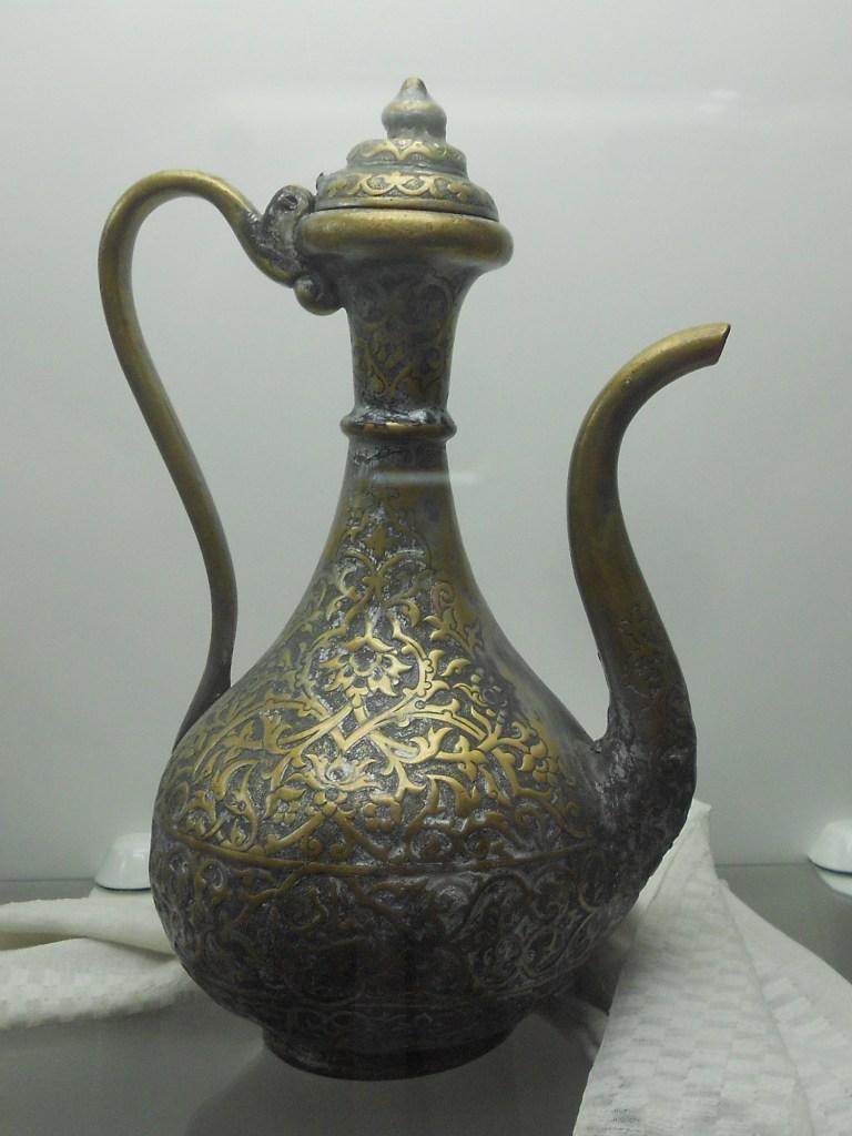 Ибрик в музее Бруса Безистан. Фото: Елена Арсениевич, CC BY-SA 3.0