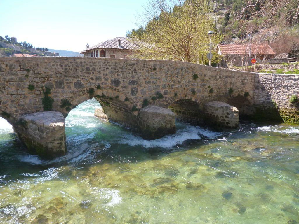 Инат-чуприя, мост Ината. Фото: Елена Арсениевич, CC BY-SA 3.0
