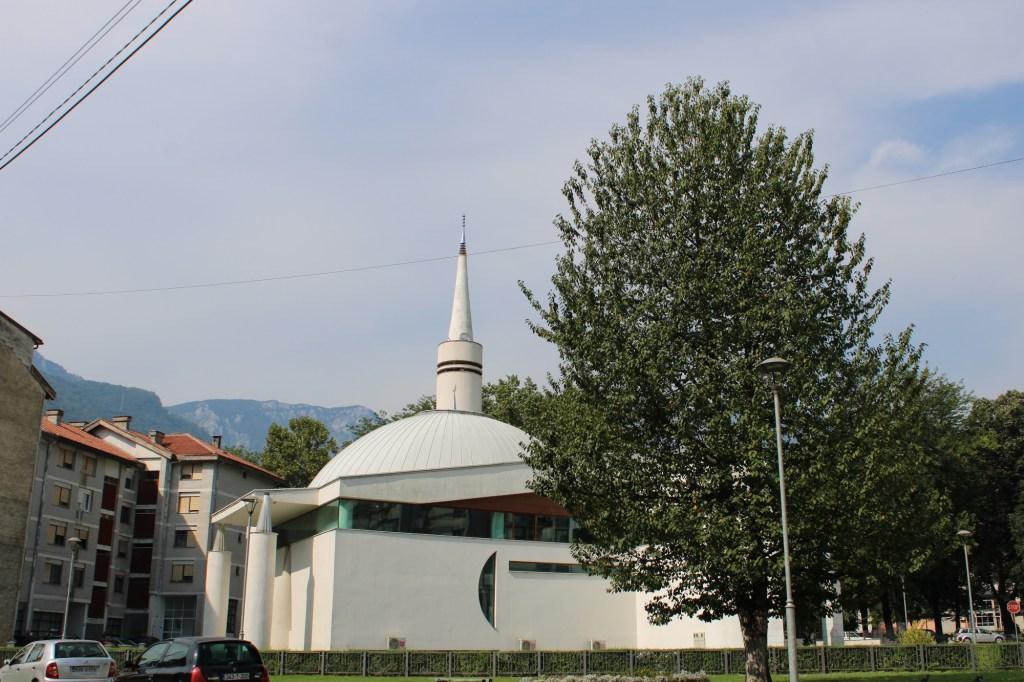 Мечеть в Ябланице. Фото: Елена Арсениевич, CC BY-SA 3.0