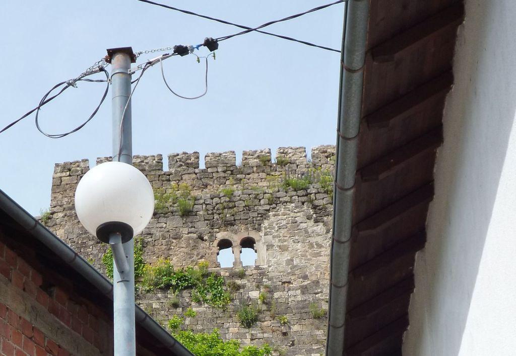 Фрагмент стены. Фото: Елена Арсениевич, CC BY-SA 3.0