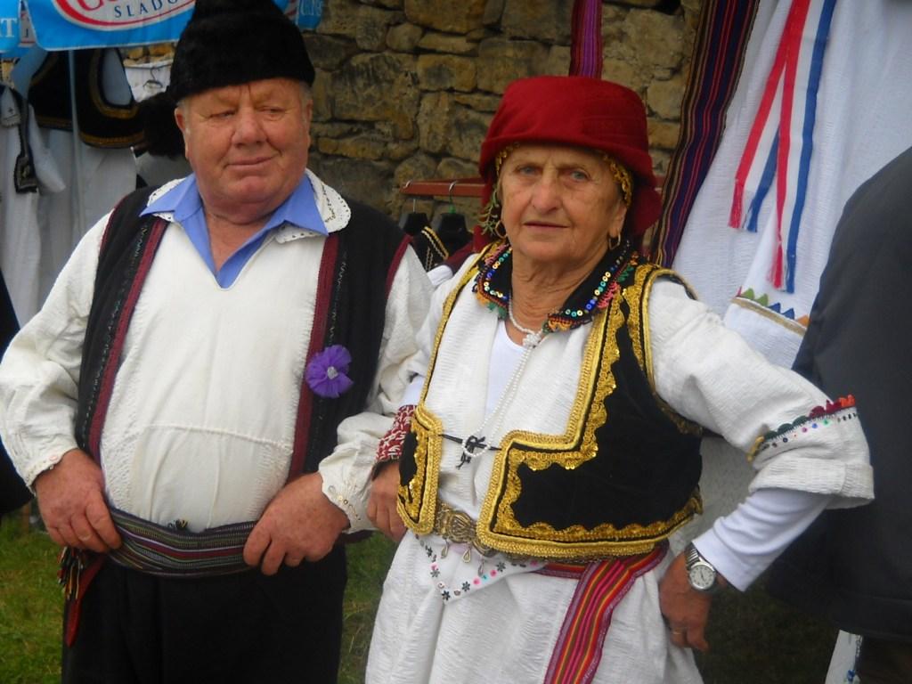 Традиционный костюм хорватов из Средней Боснии. Фото: Елена Арсениевич, CC BY-SA 3.0