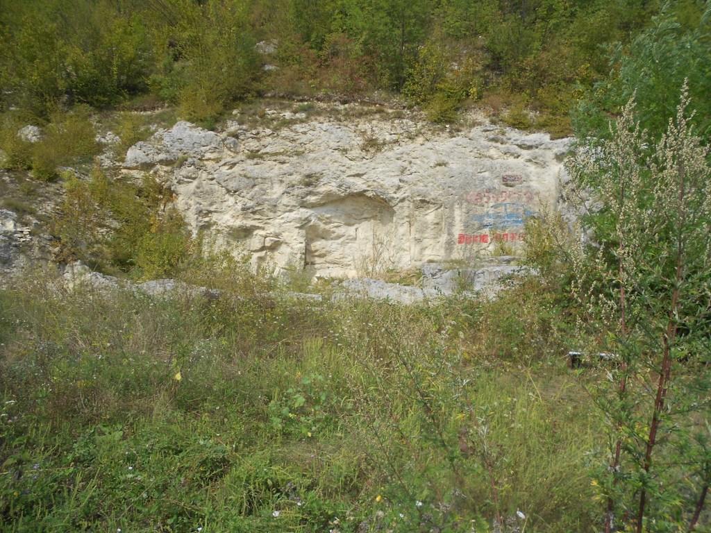 Каменоломня в Дардагани. Фото: Елена Арсениевич, CC BY-SA 3.0