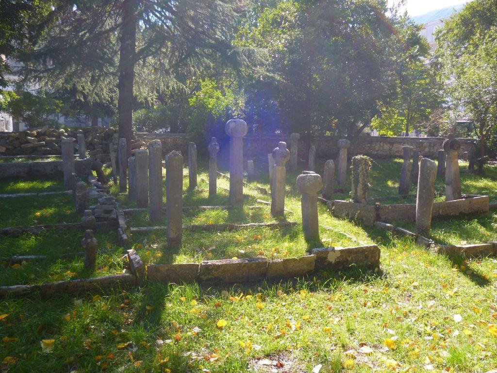 Старинное мусульманское кладбище. Фото: Елена Арсениевич, CC BY-SA 3.0