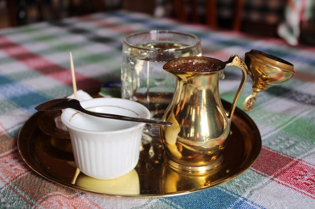 Кофе по-боснийски, точнее, по-маглайски. Фото: Елена Арсениевич, CC BY-SA 3.0