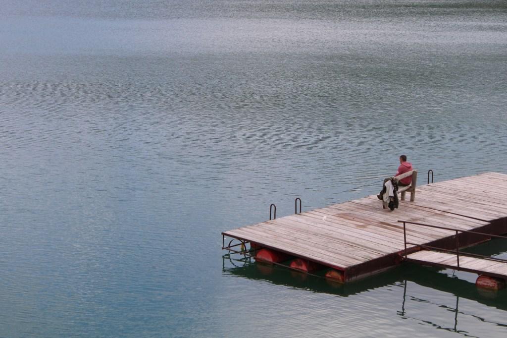 Раздолье для рыболовов. Фото: Елена Арсениевич, CC BY-SA 3.0