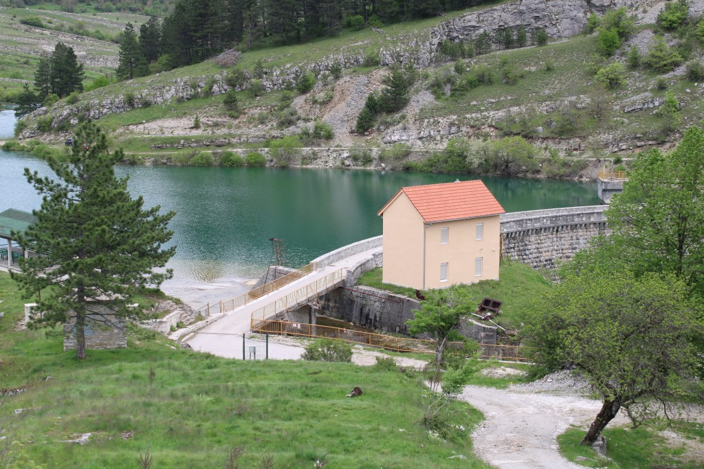 Первое водохранилище в Боснии и Герцеговине. Фото: Елена Арсениевич, CC BY-SA 3.0