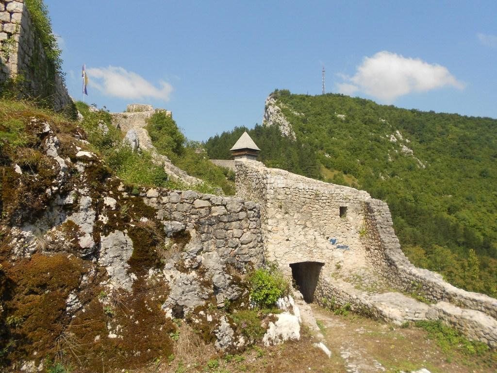 Крепость Ключ. Фото: Елена Арсениевич, CC BY-SA 3.0