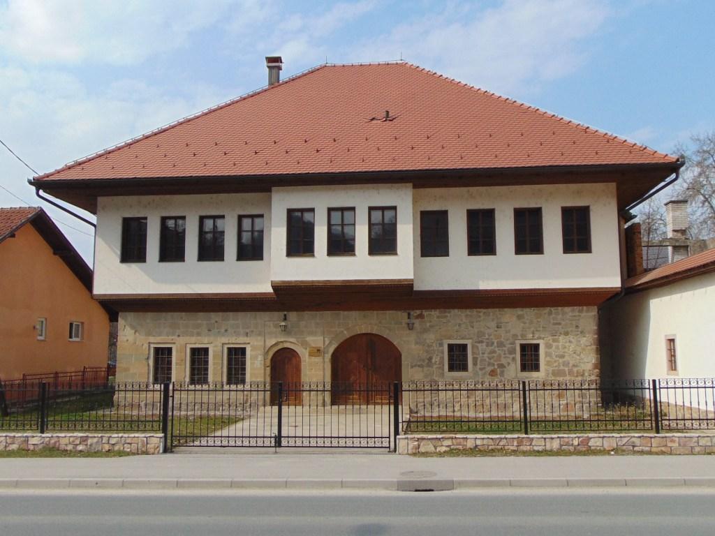 Фасад хана. Фото: Елена Арсениевич, CC BY-SA 3.0
