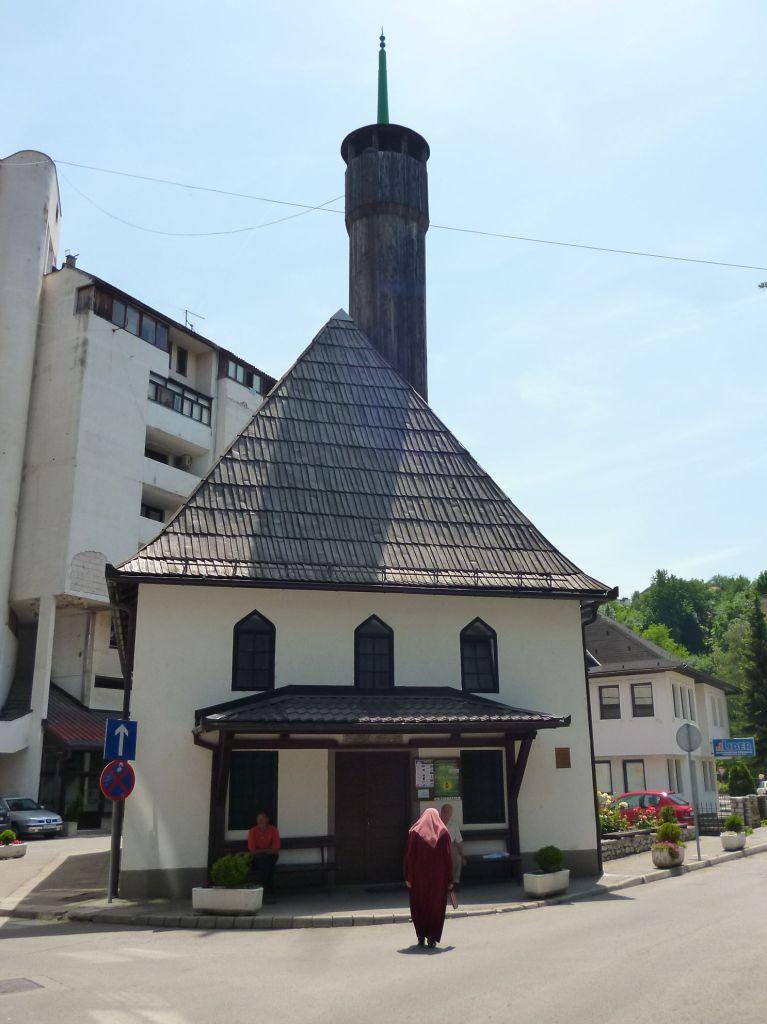Вход в Конатурскую мечеть. Фото: Елена Арсениевич, CC BY-SA 3.0