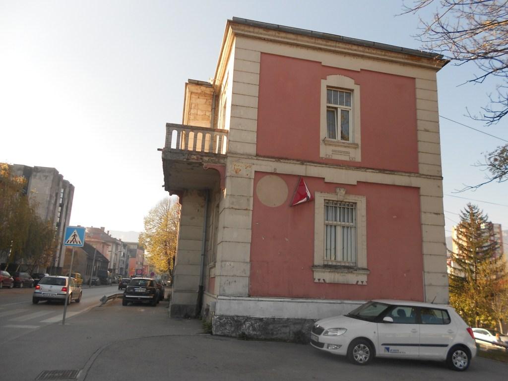 Боковой фасад. Фото: Елена Арсениевич, CC BY-SA 3.0