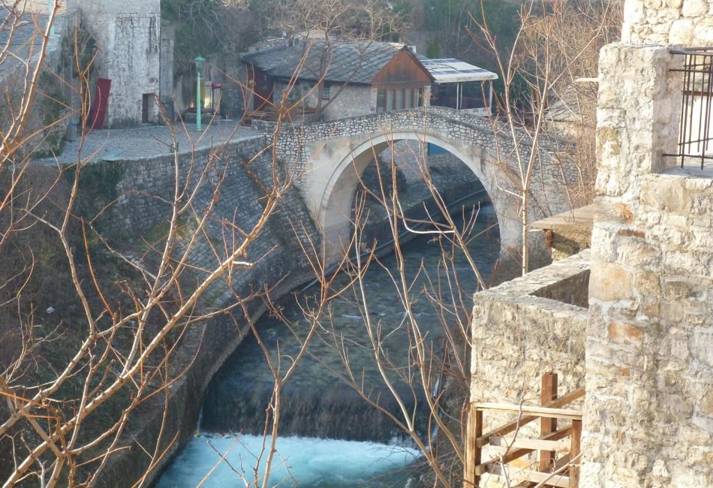 Кривой мост в Мостаре. Фото: Елена Арсениевич, CC BY-SA 3.0
