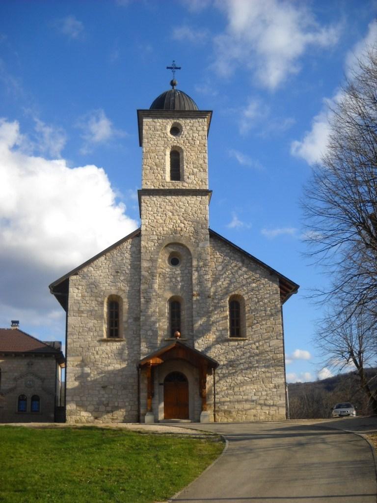 Церковь св. Илии. Фото: Елена Арсениевич, CC BY-SA 3.0