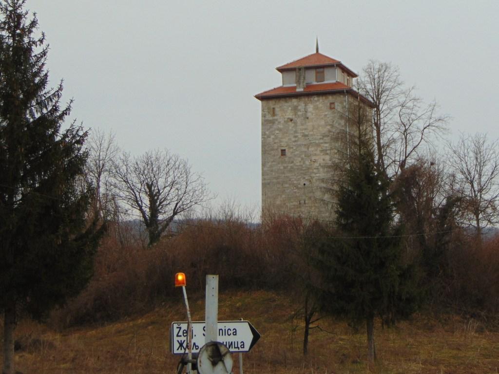 Башня у переезда. Фото: Елена Арсениевич, CC BY-SA 3.0