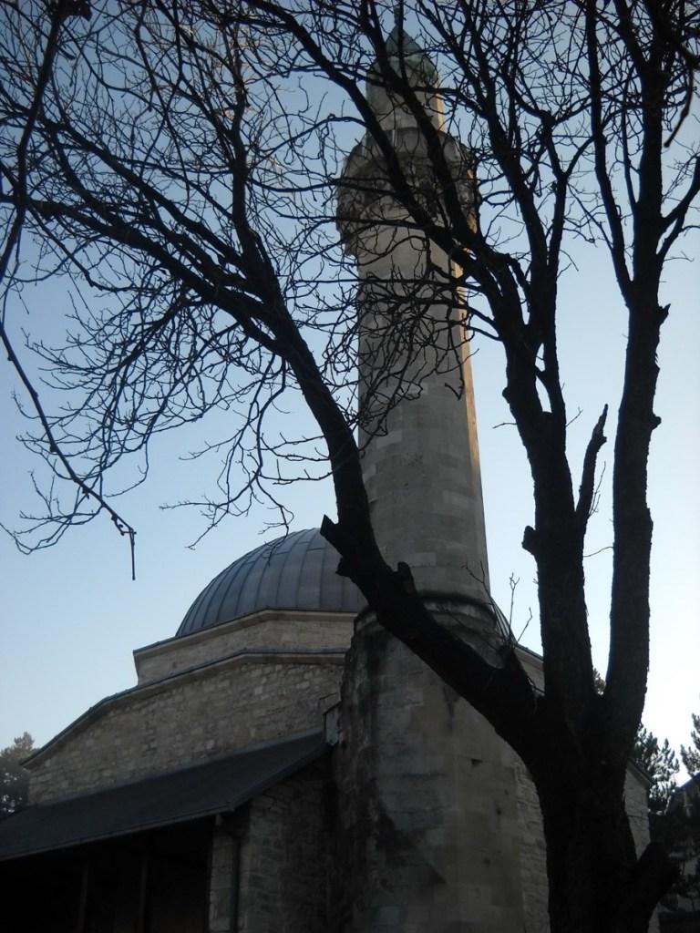 Беглучская или Лала-пашина мечеть. Фото: Елена Арсениевич, CC BY-SA 3.0