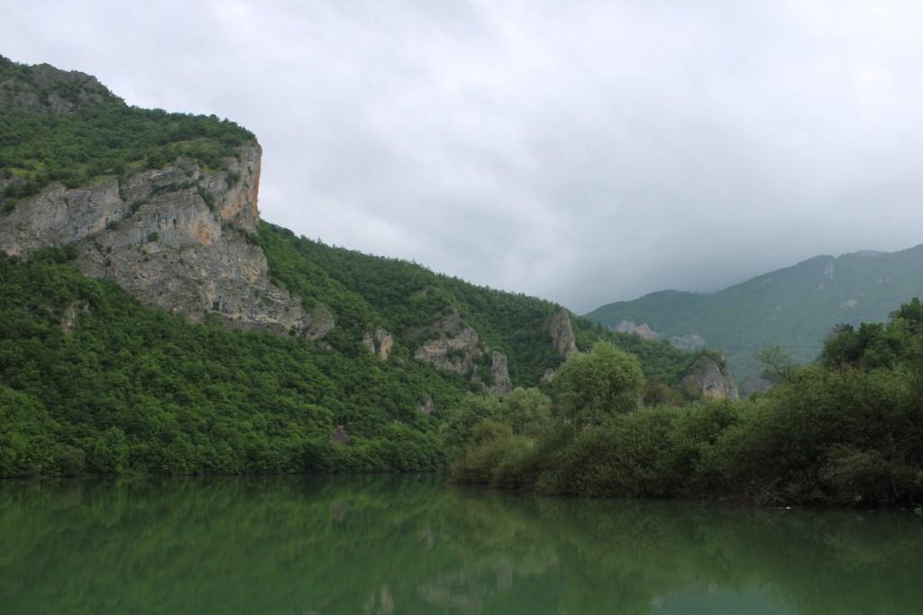 Что зеленее, вода или деревья?. Фото: Елена Арсениевич, CC BY-SA 3.0