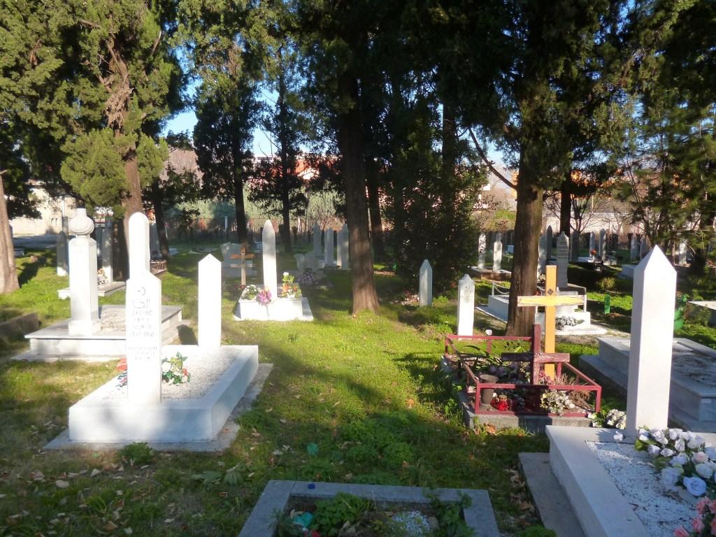 Кладбище всех конфессий. Фото: Елена Арсениевич, CC BY-SA 3.0