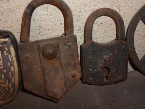 Мастер замков и ключей назывался браваджия. Фото: Елена Арсениевич, CC BY-SA 3.0