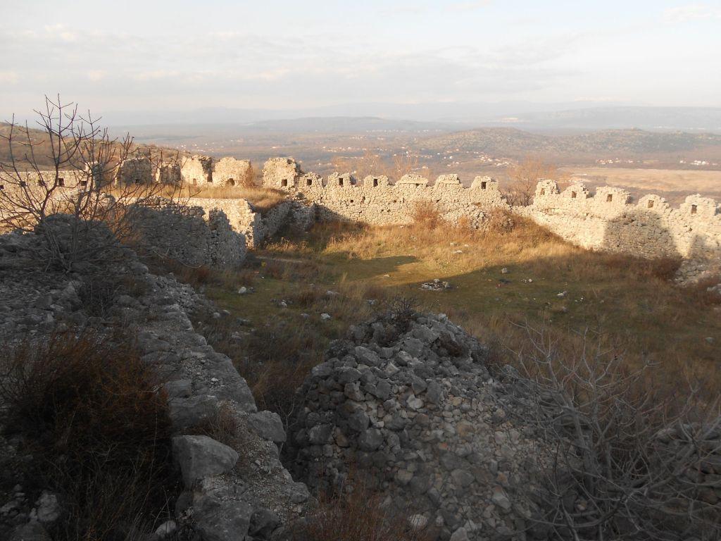 Крепость Любушки. Фото: Елена Арсениевич, CC BY-SA 3.0