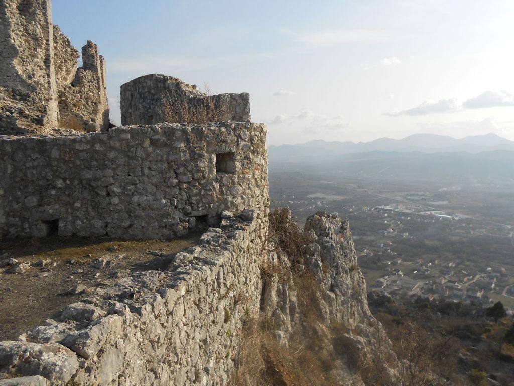 Крепость герцога Степана. Фото: Елена Арсениевич, CC BY-SA 3.0