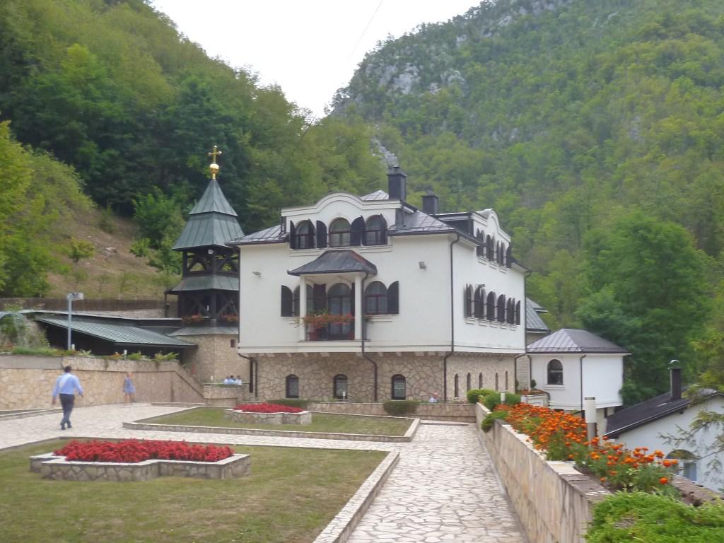 Монастырь Ловница. Фото: Елена Арсениевич, CC BY-SA 3.0