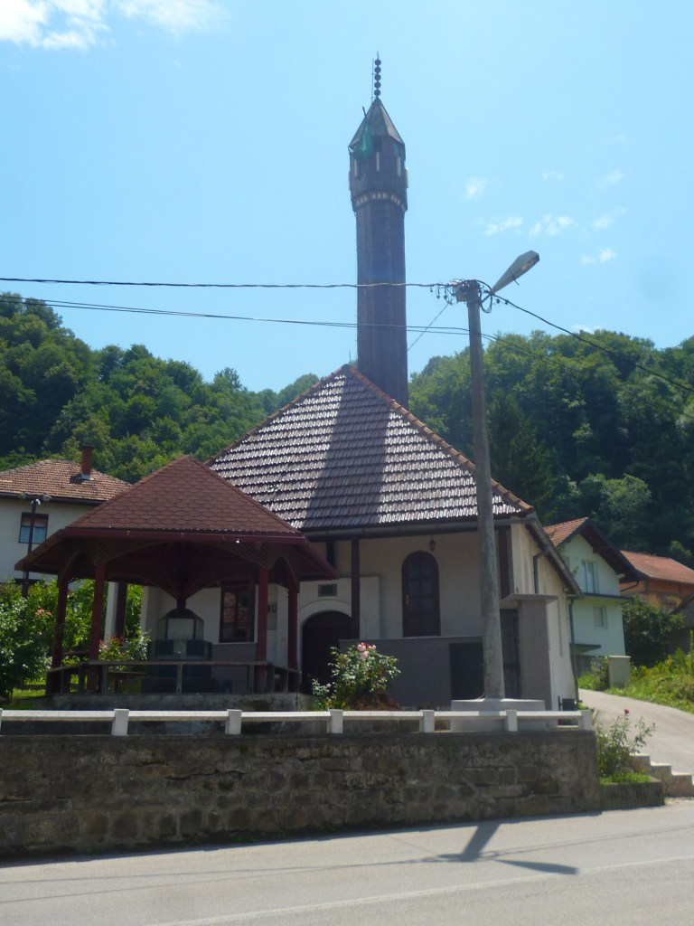 Старинная мечеть в Маглае. Фото: Елена Арсениевич, CC BY-SA 3.0