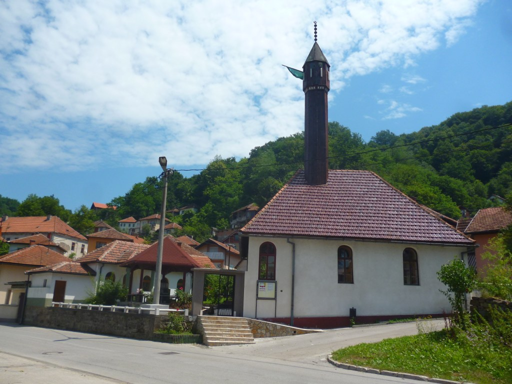 Мечеть Фазли-паши. Фото: Елена Арсениевич, CC BY-SA 3.0