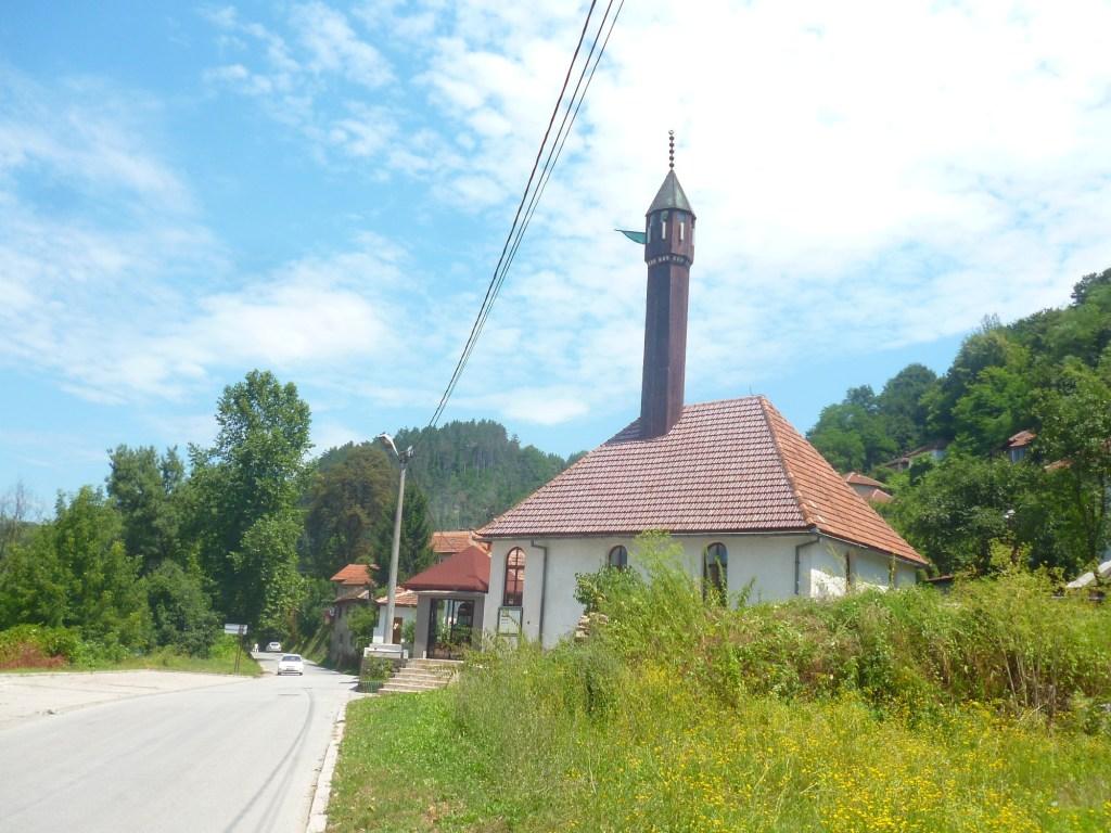 Мечеть в Доней махале. Фото: Елена Арсениевич, CC BY-SA 3.0
