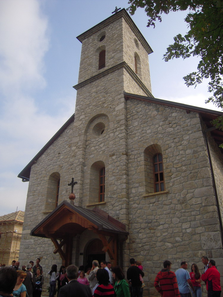 Церковь св. Илии. Фото: Rade Nagraisalović, CC-BY-SA-4.0,3.0,2.5,2.0,1.0