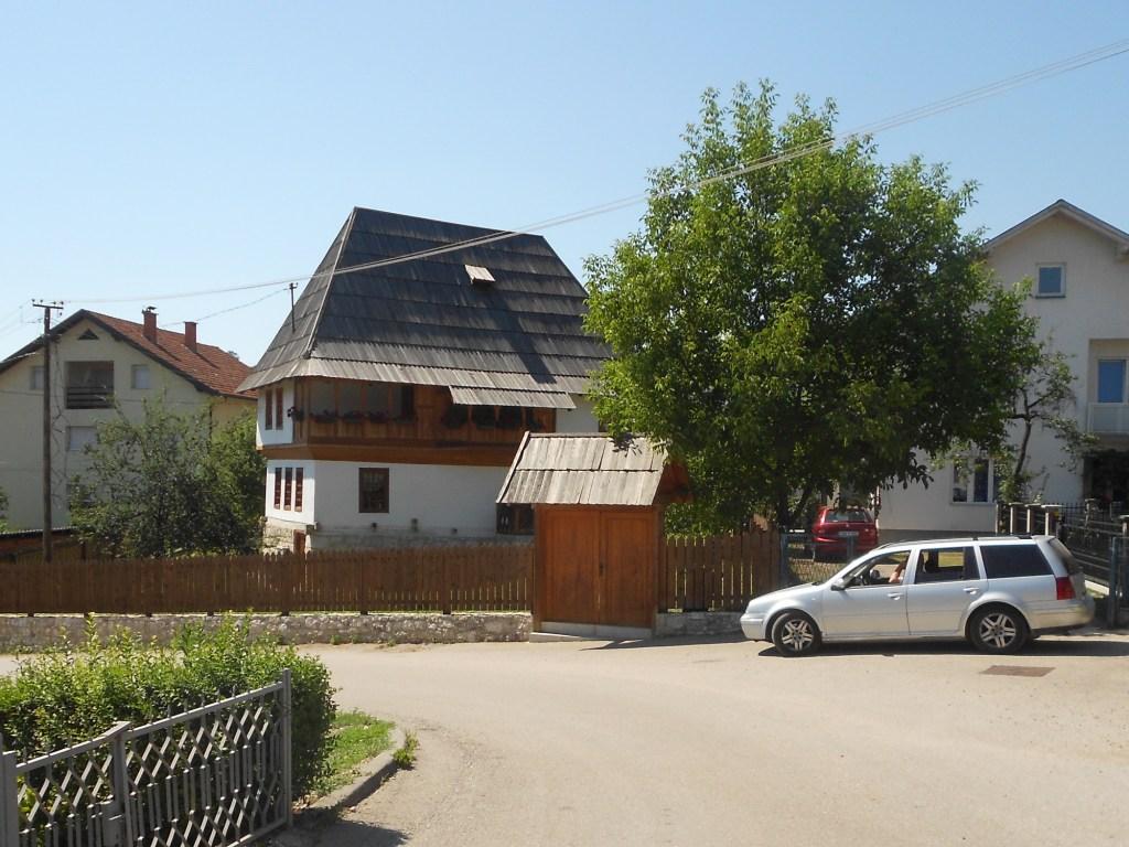 Дом Мары Попович. Фото: Елена Арсениевич, CC BY-SA 3.0