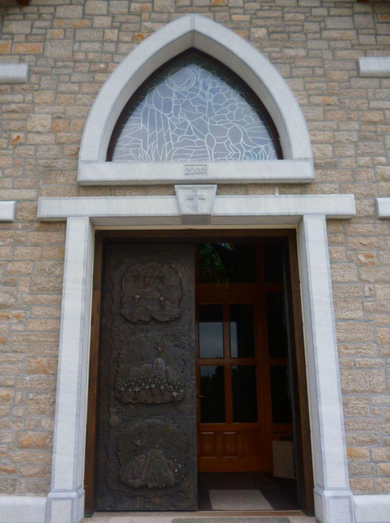 Портал церкви. Фото: Елена Арсениевич, CC BY-SA 3.0