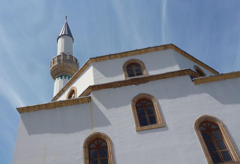 Мечеть Эсме Султании. Фото: Елена Арсениевич, CC BY-SA 3.0