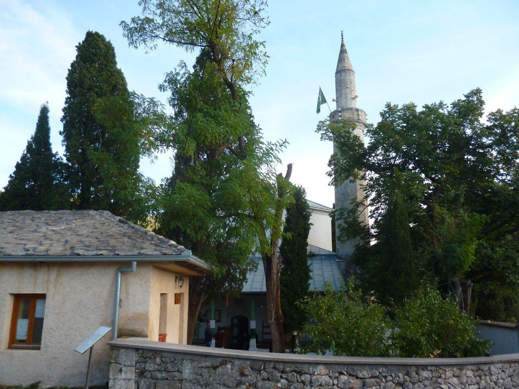 Царева, Имераторская или мечеть султана Сулеймана. Фото: Елена Арсениевич, CC BY-SA 3.0