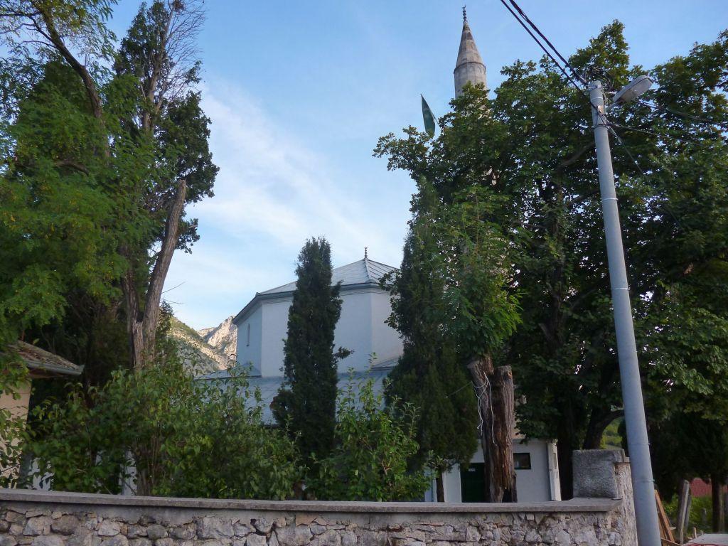 Мечеть в Благае, построенная в начале 16-го века. Фото: Елена Арсениевич, CC BY-SA 3.0