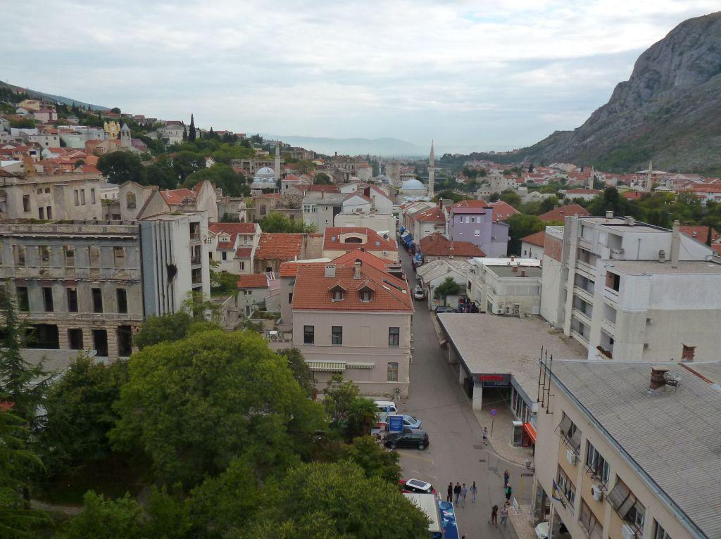 Вид на юг. Фото: Елена Арсениевич, CC BY-SA 3.0