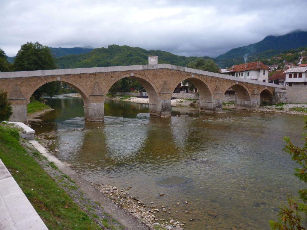 Каменный мост в Конице. Фото: Елена Арсениевич, CC BY-SA 3.0