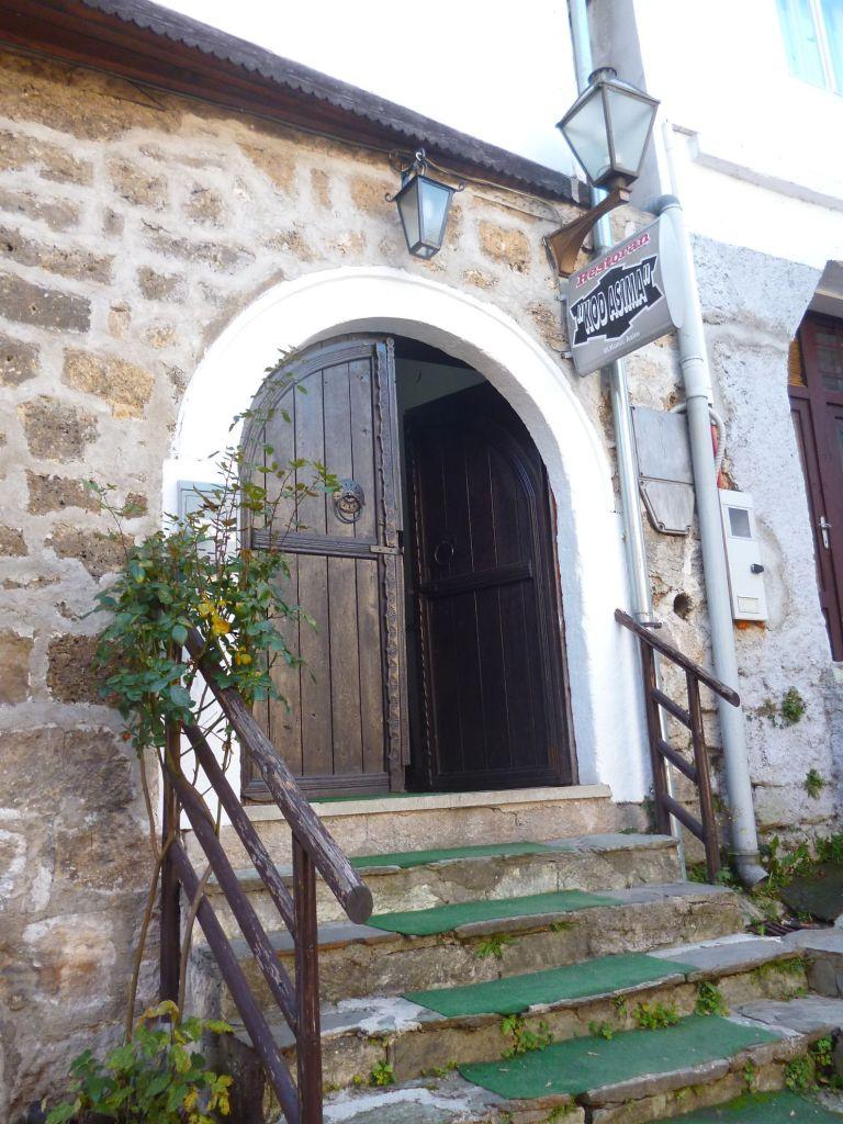 Вход в дом Омербега. Фото: Елена Арсениевич, CC BY-SA 3.0