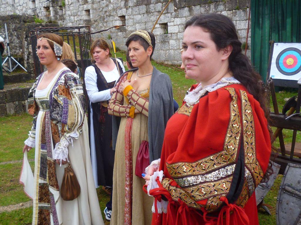 Прекрасные дамы. Фото: Елена Арсениевич, CC BY-SA 3.0