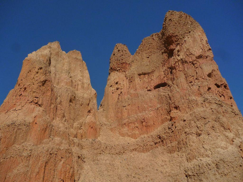 Вершины из скальной породы. Фото: Елена Арсениевич, CC BY-SA 3.0