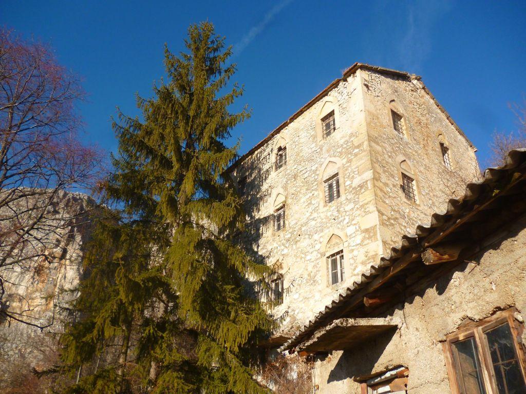Башня Смаилагича или Пирии. Фото: Елена Арсениевич, CC BY-SA 3.0