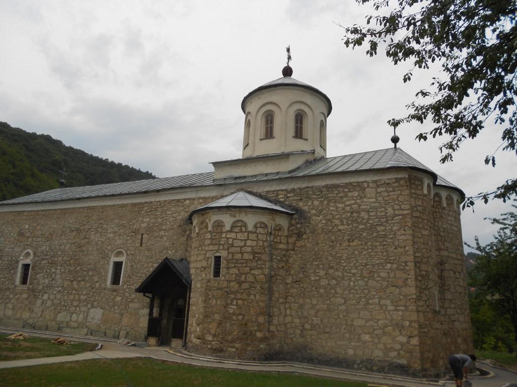 Церковь в Папраче. Фото: Елена Арсениевич, CC BY-SA 3.0