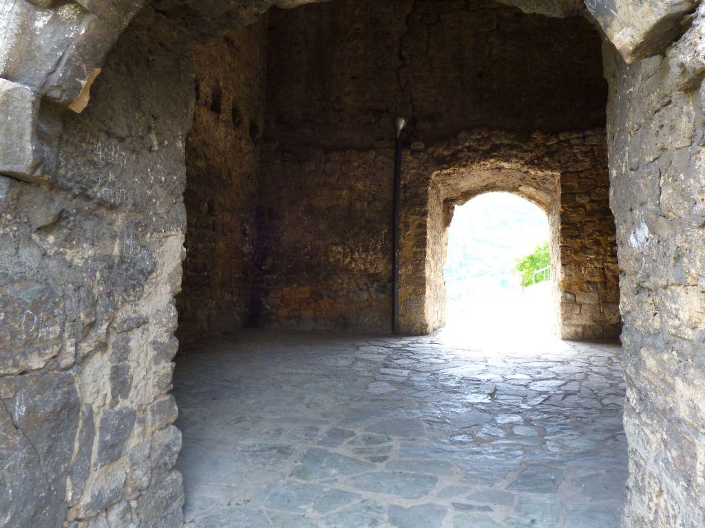 Сахат-кула, вид изнутри. Фото: Елена Арсениевич, CC BY-SA 3.0