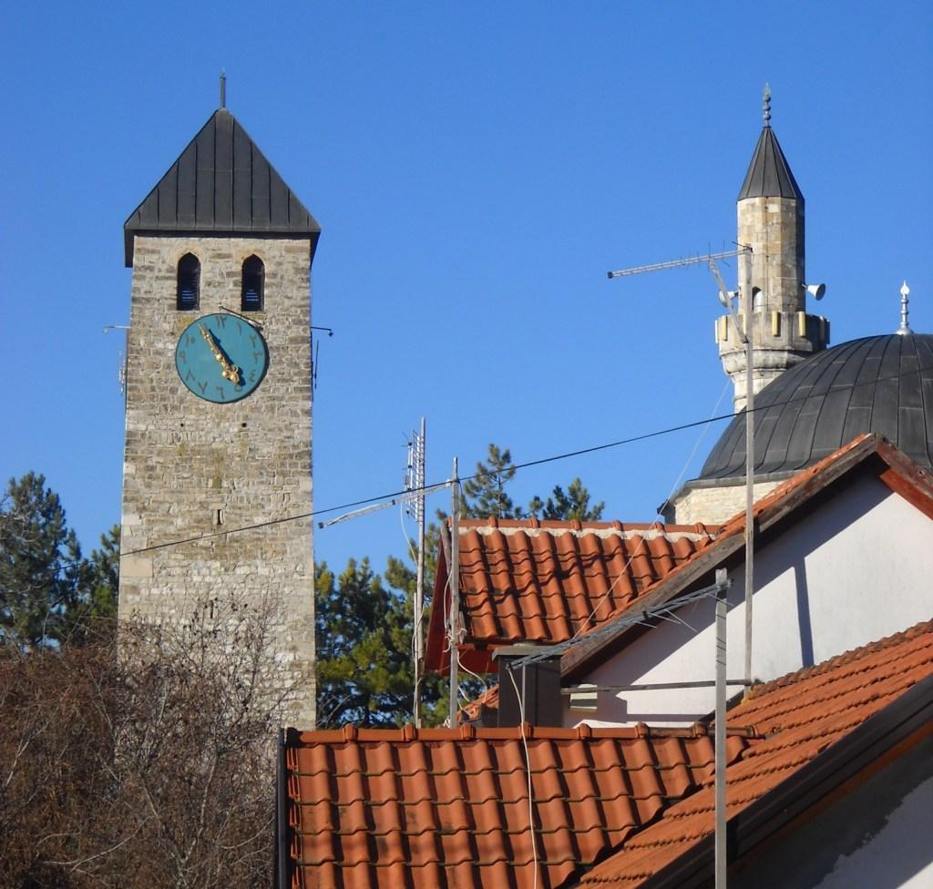 Часовая башня в Ливно. Фото: Елена Арсениевич, CC BY-SA 3.0