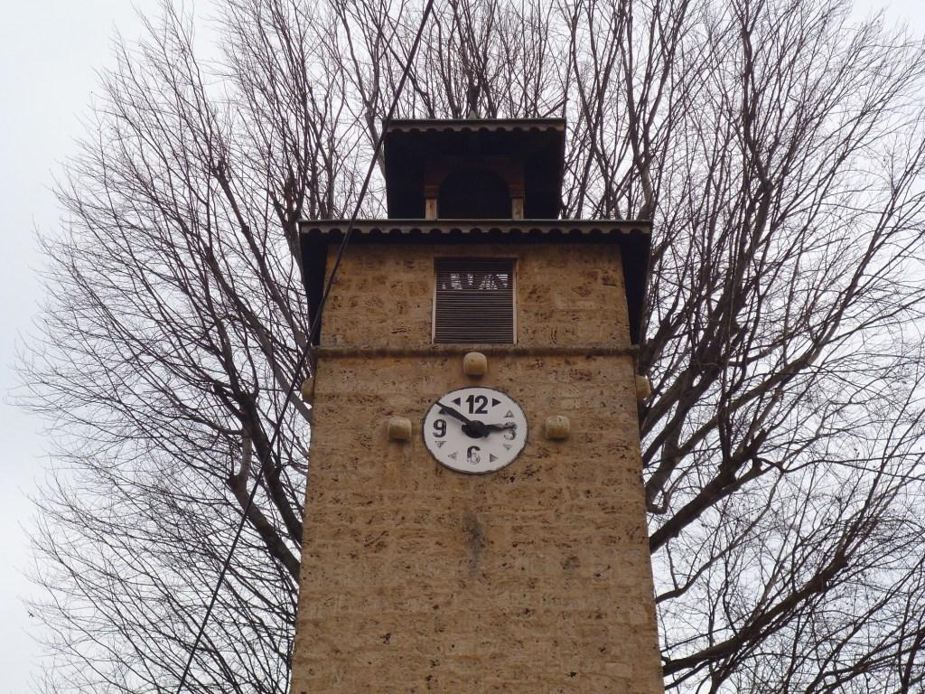 Вторая часовая башня в Травнике. Фото: Елена Арсениевич, CC BY-SA 3.0