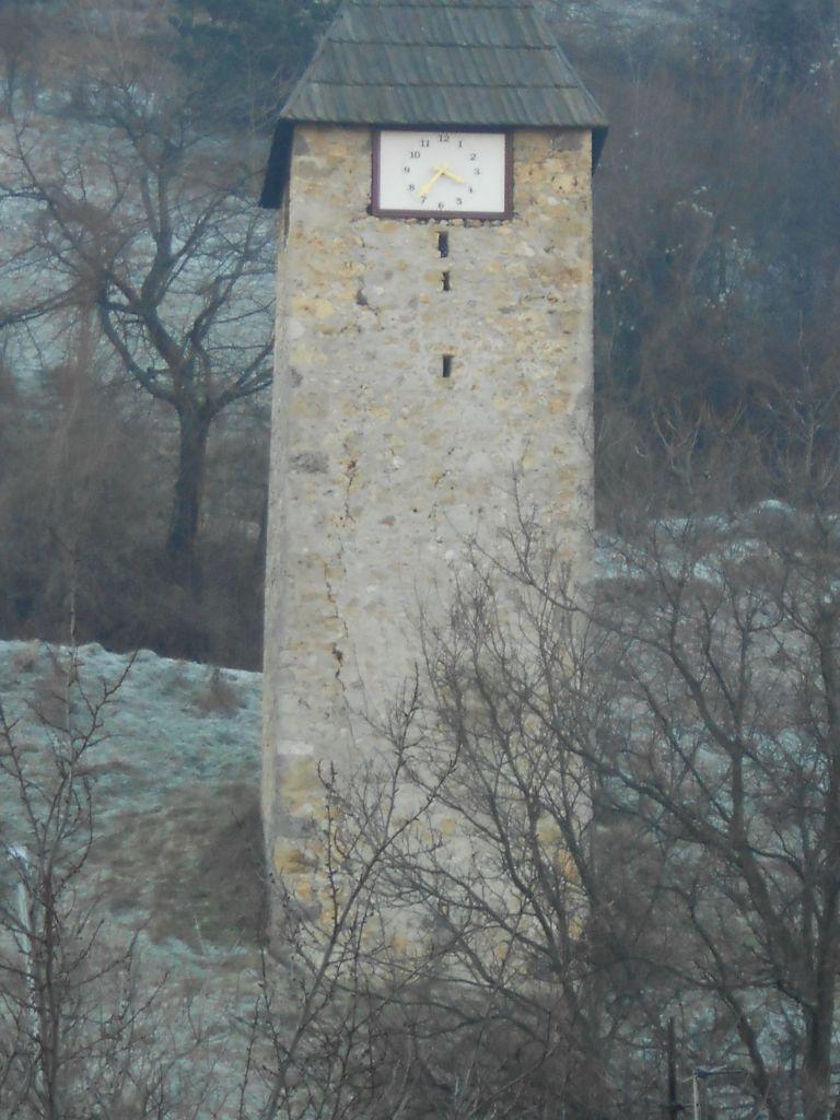 Сахат-кула крупным планом. Фото: Елена Арсениевич, CC BY-SA 3.0
